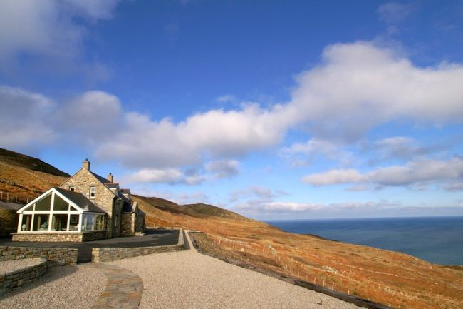 Donegal Ocean View Cottage - Dunfanaghy