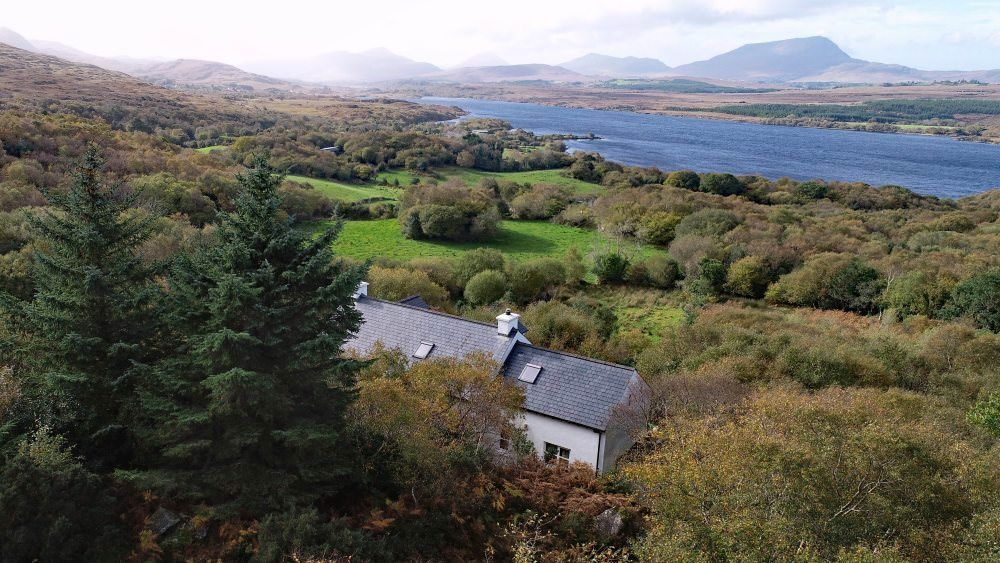 Lough View Cottage, Glen-Carrigart